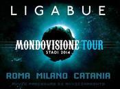 LIGABUE, date Tour