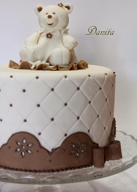 Vi comunico che sto organizzando un altro corso base di cake design
