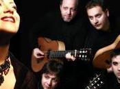 Concerto GuitArt Quartet Antonella Ruggiero
