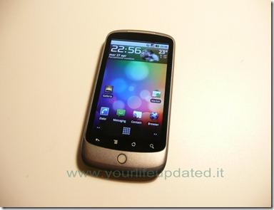 Google Nexus One YourLifeUpdated
