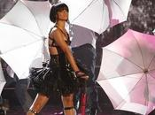 Rihanna Burlesque