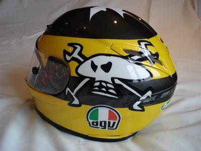 Agv Gp-Tech Martin Replica Limited Edition 2010