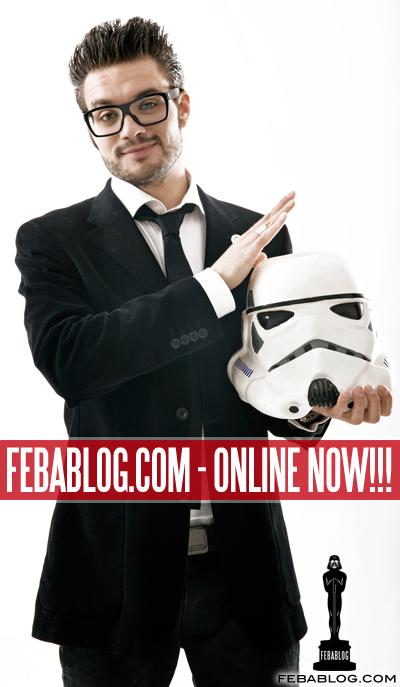 www.FebaBlog.com On line!