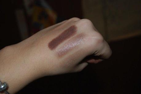 E.l.f Mineral Eyeshadow Review and Swatches