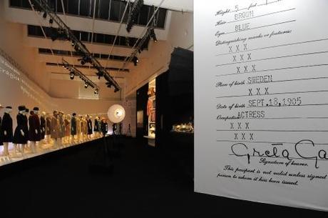 Il guardaroba di Greta Garbo - Paperblog