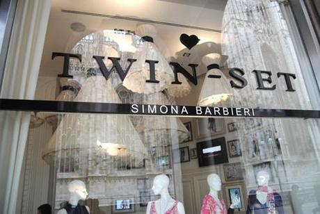 Twin Set by Simona Barbieri: my pics in Milan