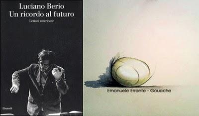 Ipazia: Luciano Berio vs Emanuele Errante