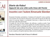 Diario Kabul. capire dove l'Afghanistan