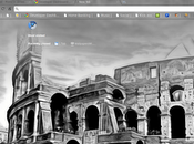 Tema Chromium Cloud Colosseum