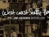 "Jimi Hendrix nuova raccolta ""West Coast Seattle Boy"" inediti rarità"