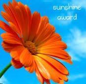 Premio Sunshine Award Pappe Photography!