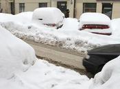 anche Riga affonda nella neve