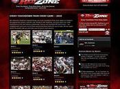 Tutti Touchdown 2010, RedZone