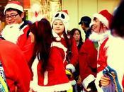 colori Natale: Tokyo, luci sobrio Giappone...