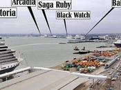 Southampton: Record navi porto