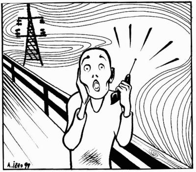 C'è chi nega i pericoli del wi-fi, dei cellulari e delle antenne, ma invece di addurre argomentazioni usa screditare la parte avversa