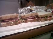 Sandwich della gazzella urbana