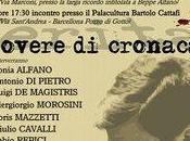Beppe Alfano, dovere cronaca