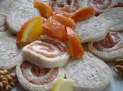 Girelle pancarré noci salmone