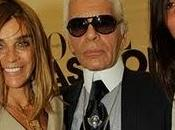 Karl Lagerfeld interviene sulla nomina Emmanuelle weights Alt's appointment