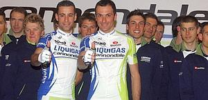 Team LIQUIGAS - CANNONDALE 2011