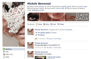 La febbre fa male // Facebook e la nuova skin