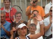 Tennis: Fossano ieri esibizione doppio misto grandi campioni