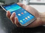 Samsung Galaxy Round ecco Note vetro curvo