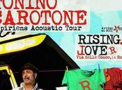 rumba flamenco Tonino Carotone vivo Rising Love, venerdì ottobre 2013.