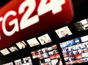"""Tg24 apre sociale """"SkyTg24 scuole"""" porta studenti redazione (Italpress)"""