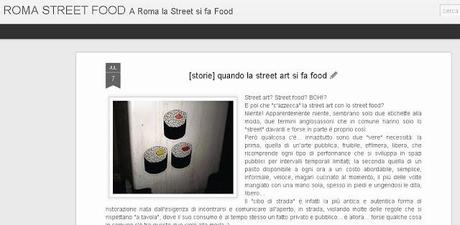 [the end] RomaStreetFood, shaker culturale dal 2009 al 2013