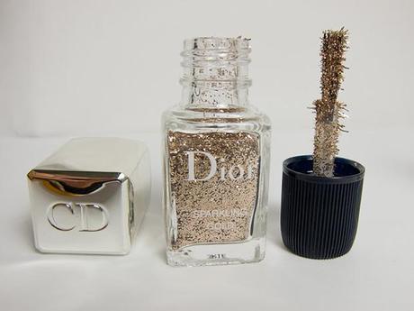 Smalti dior nail sparkling powders natale 2013 paperblog for Porta smalti fai da te