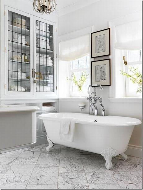 10 bagni con vasche a libera istallazione paperblog for Vasca per papere