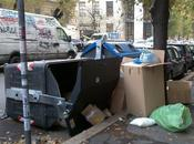 ottobre raccolta rifiuti ingombranti Piazza Vittorio