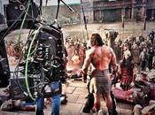 Dwayne Johnson mucchio cadaveri nella nuova immagine Hercules: Thracian Wars