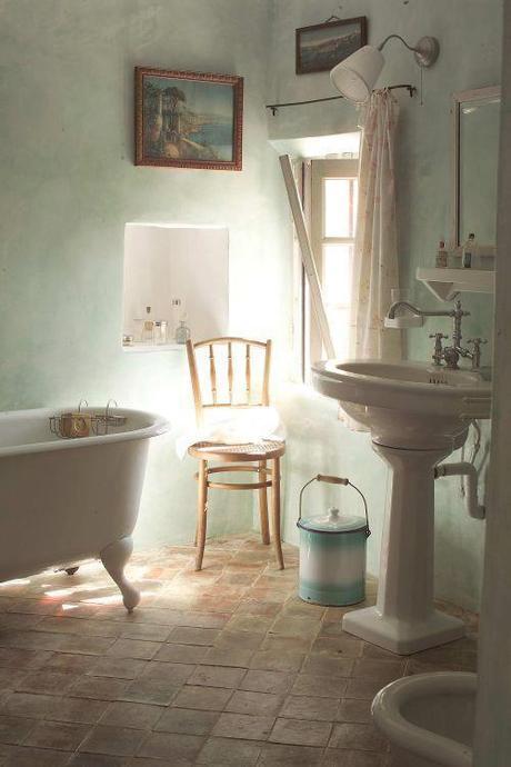 Ancora tante idee per la stanza da bagno paperblog - Accessori bagno stile provenzale ...
