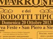 Festa Marrone Prodotti Tipici Piero Sieve