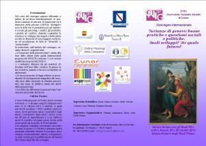 Convegno ONIG - 25-26ottobre 2013 Napoli