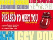 Zoppo... partecoia alla presentazione 'Pleased meet you', spigolature Massimo Cotto!