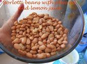 FraCooksJamie: Borlotti beans Pappardelle with sweet leeks mascarpone sauce