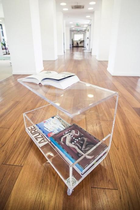 Tavolini Da Salotto In Plexiglass Prezzi.Tavolino Salotto Moderno In Plexiglass Trasparente Con Spedizione