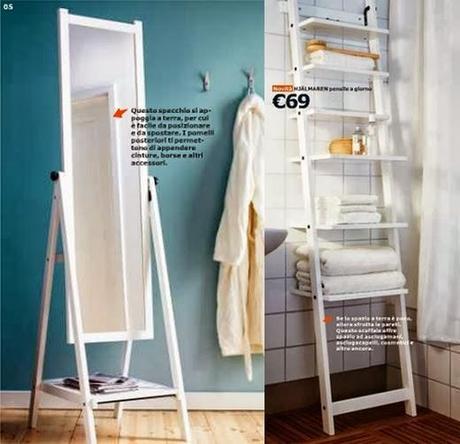 Catalogo ikea 2014 idee e spunti per arredare casa for Porta asciugamani ikea