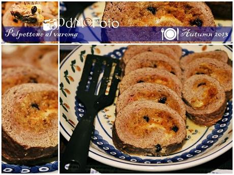 Cucinare con il bimby polpettone al varoma paperblog for Cuocere v cucinare