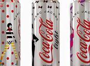 Cambio stagione, cambio look lattine CocaCola light byMarcJacobs