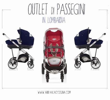 Outlet di passeggini e trio in Lombardia - Paperblog