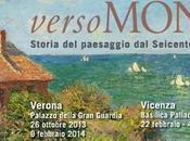 Verso Monet, storia paesaggio 900, Verona