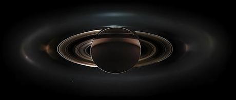 19 July 2013 Saturn Mosaic Wave At Saturn