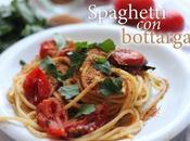 Spaghetti bottarga