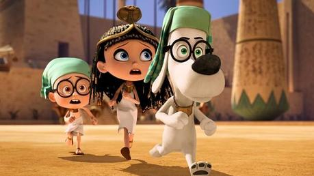 Prima galleria d'immagini di Mr. Peabody & Sherman