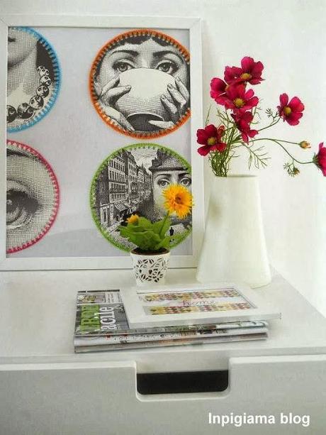 Decorare una parete in modo creativo e originale paperblog - Decorare una parete ...
